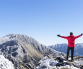 台灣也可挑戰雪季登山!冬季降雪必去的五座山 走入銀白國度