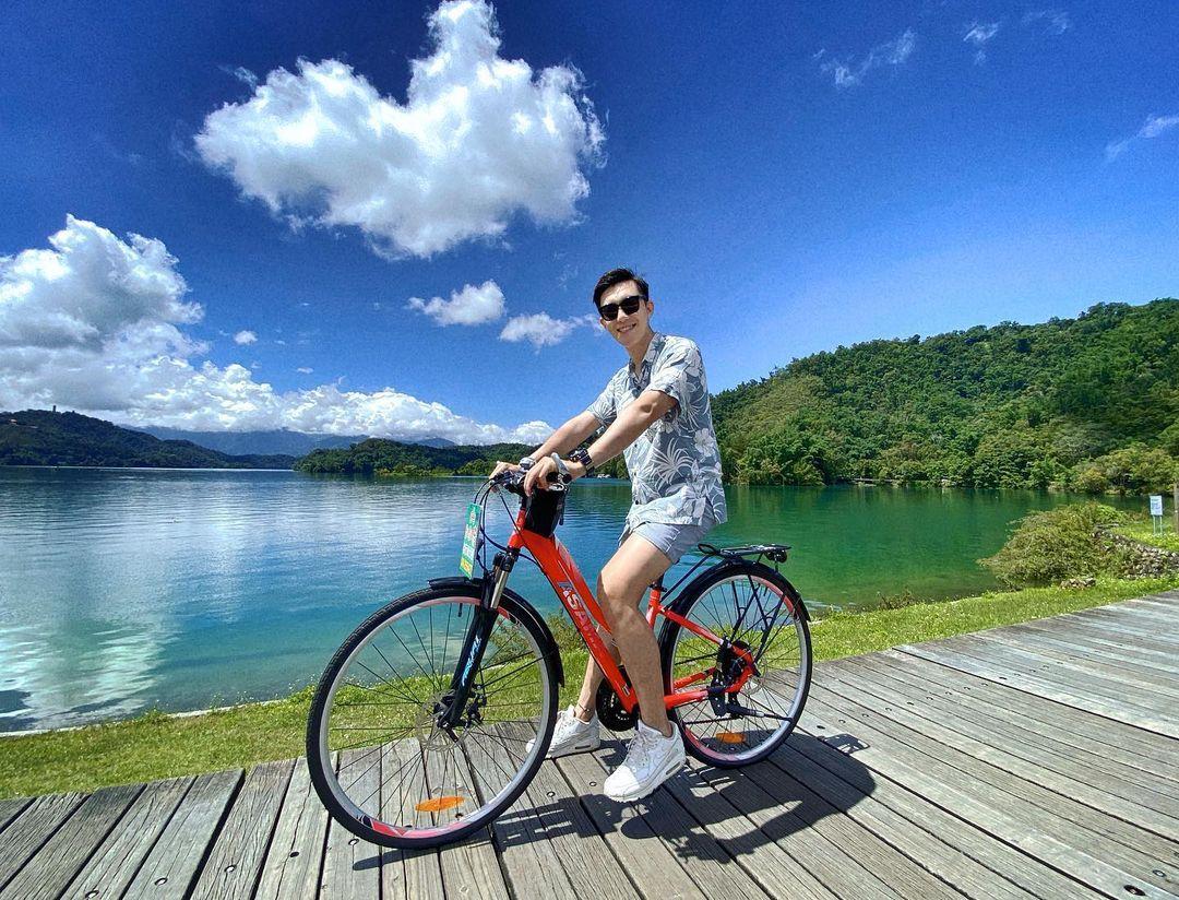 環湖自行車道 @neillin0712