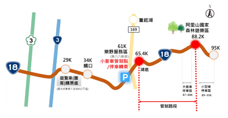 阿里山櫻花季登場|阿里山交通資訊、賞櫻景點推薦就看這一篇