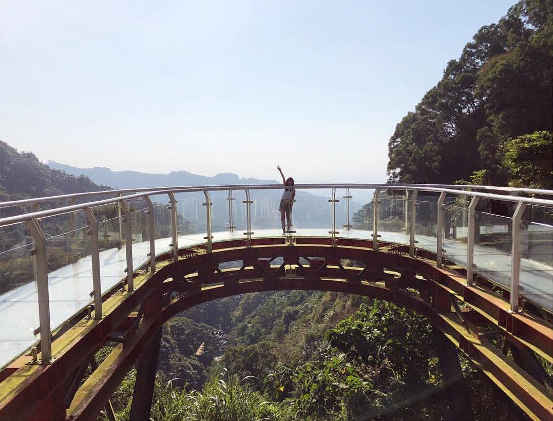 龍鳳瀑布天空步道 @vvxxoo1116(1)