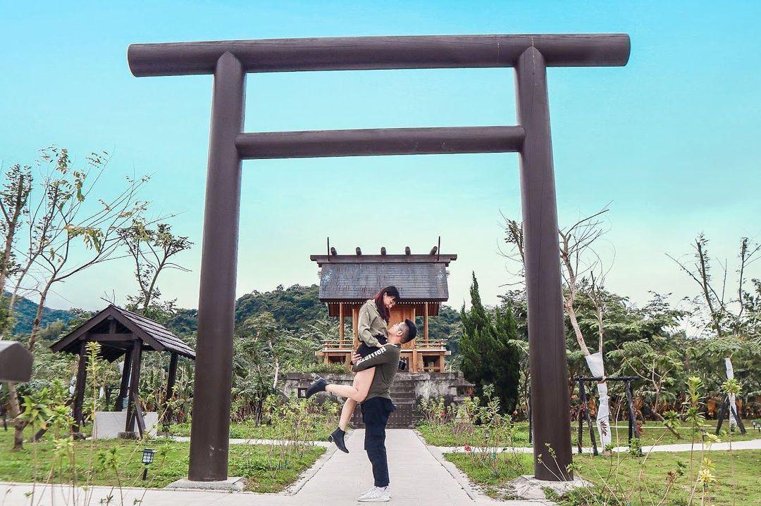 鹿野神社@apple Ipin