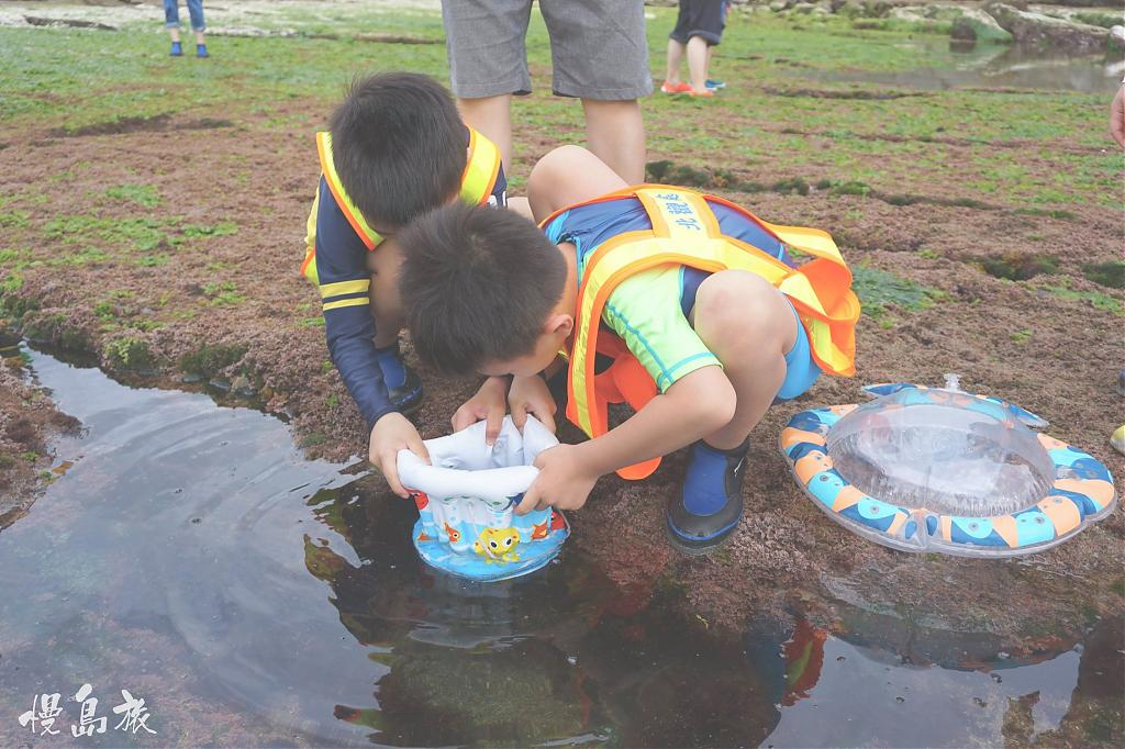 基隆和平島公園深度玩法|超難忘的海女體驗 帶你造訪基隆潮間帶