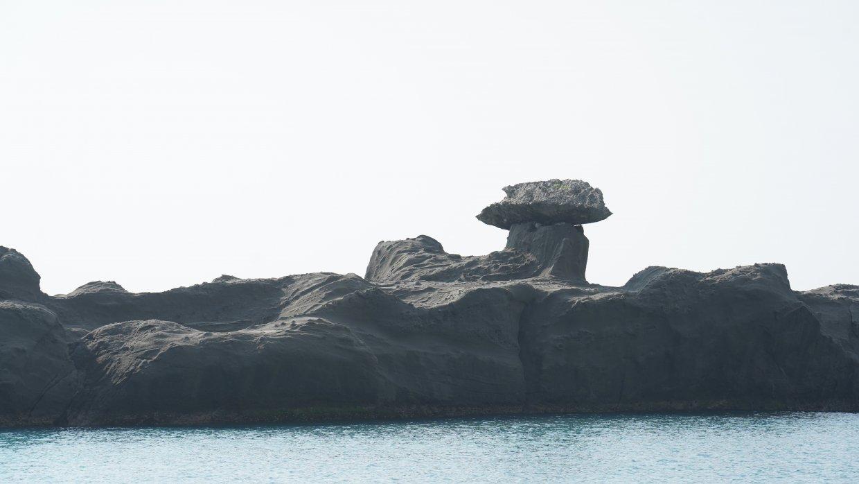 石雨傘獨木舟|到TIFFANY海灣體驗獨木舟 划向石雨傘海岸秘境