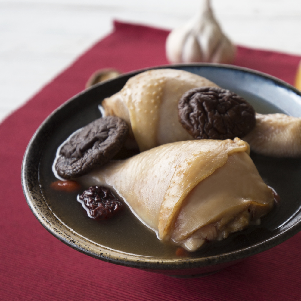 香菇營養滿分,料理也十分多元