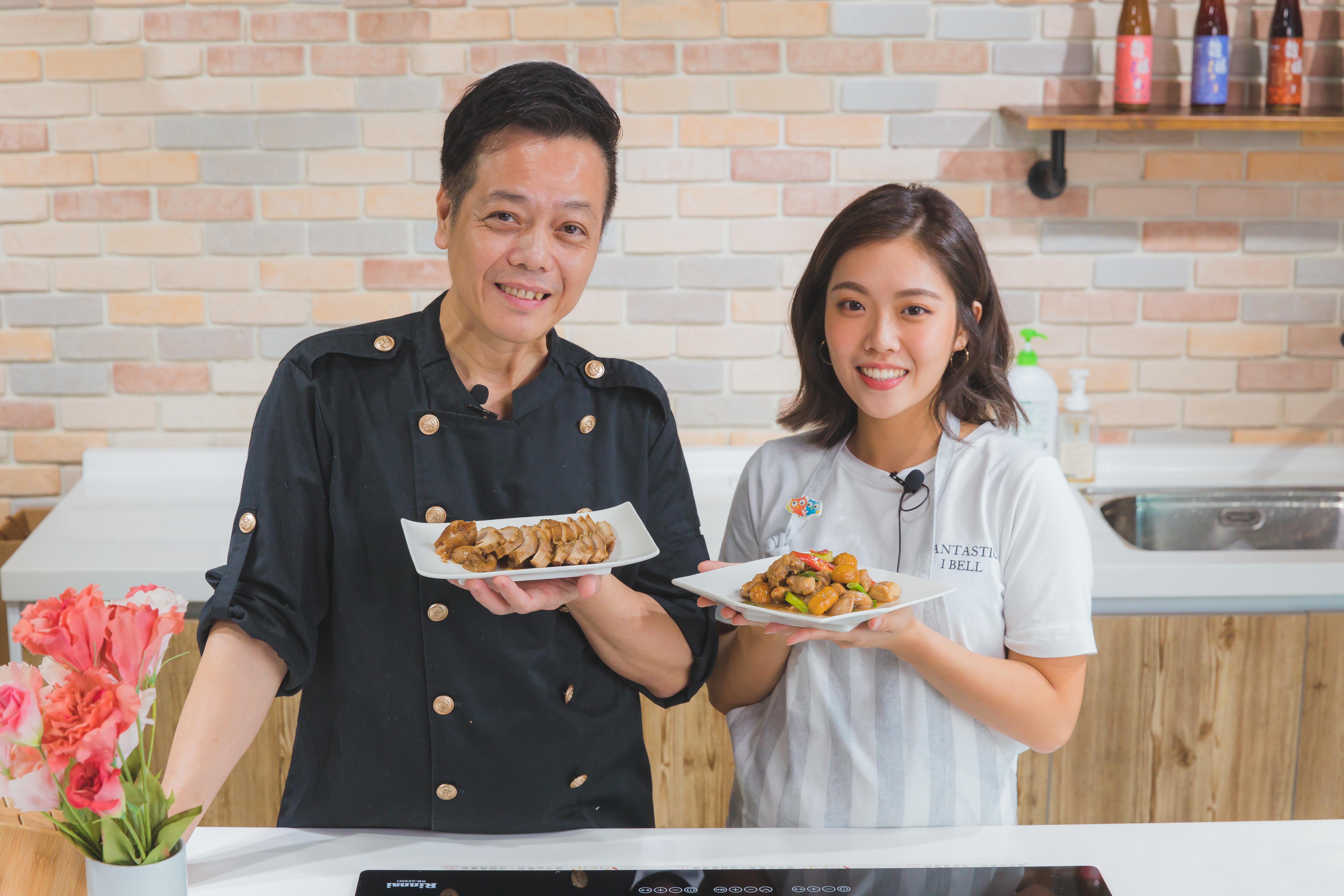 奧丁丁市集與創意主廚吳志杰攜手合作,分享母親節孝親料理食譜