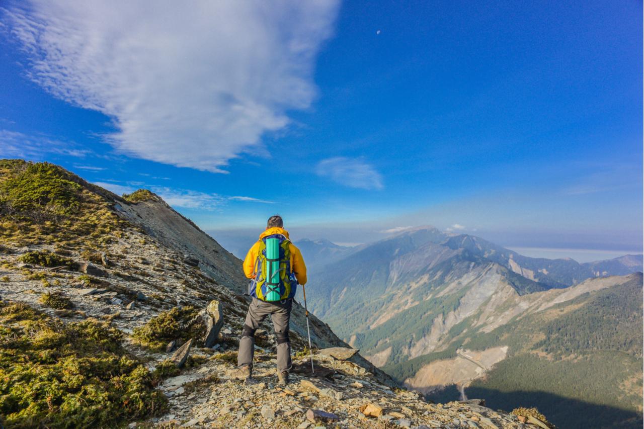 單攻、縱走曖注意!登山新手必知注意項在手 登山挑戰不迷失