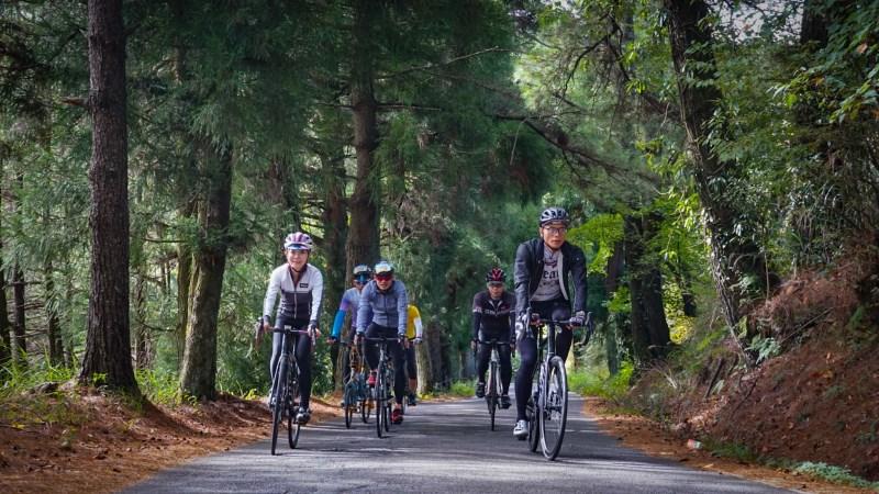 用自行車遊遍名山!「參山騎旅」四大主題活動豐富整個夏秋!