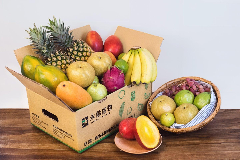 《永齡選物》時令綜合水果箱