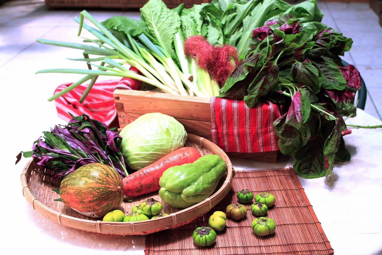《部落易購》友善生活蔬菜箱