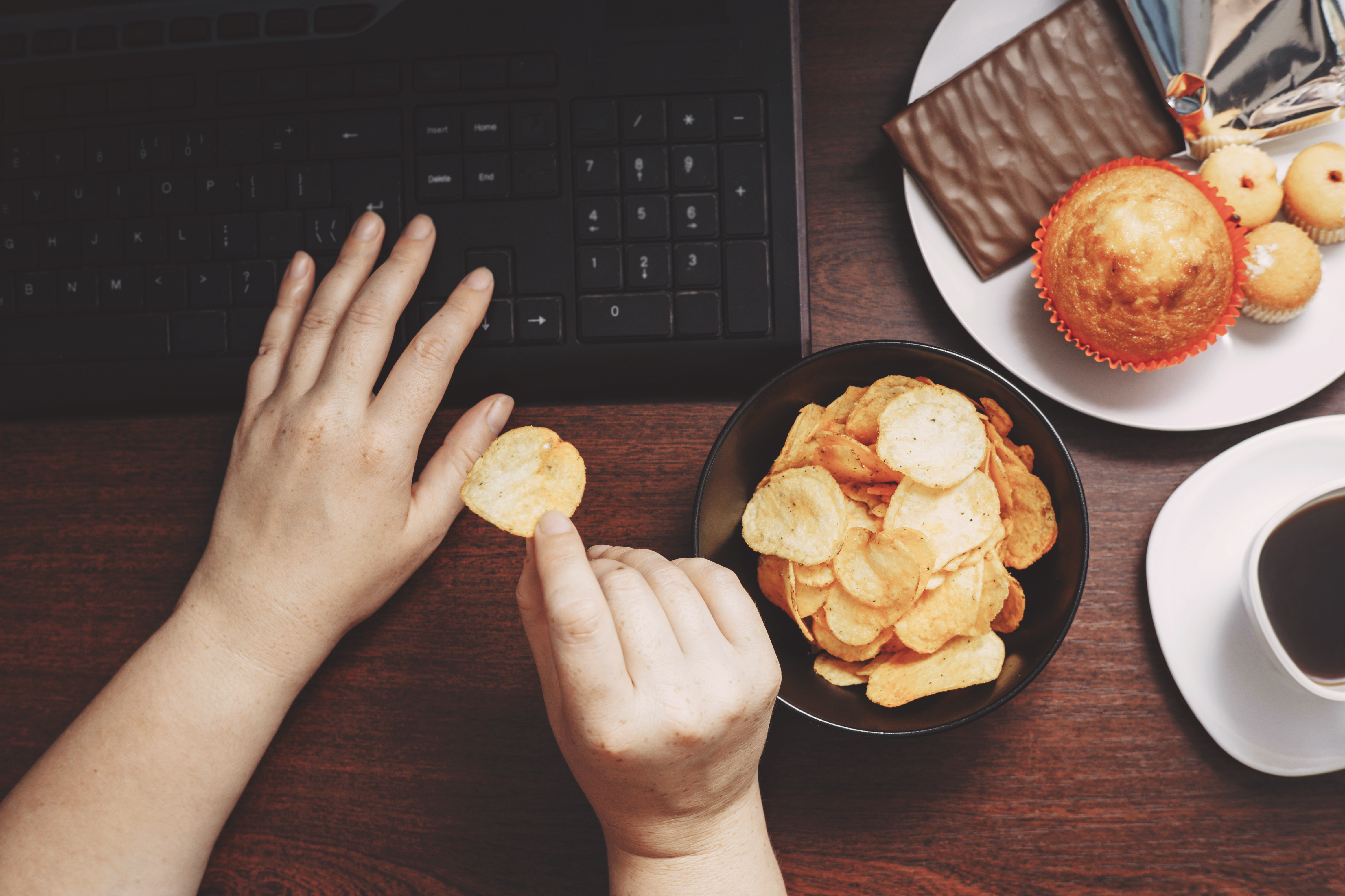 防疫不出門吃更多?這些解嘴饞零食宅家健康吃也不怕胖
