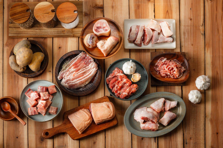 《有心肉舖子》 有心籃肉箱