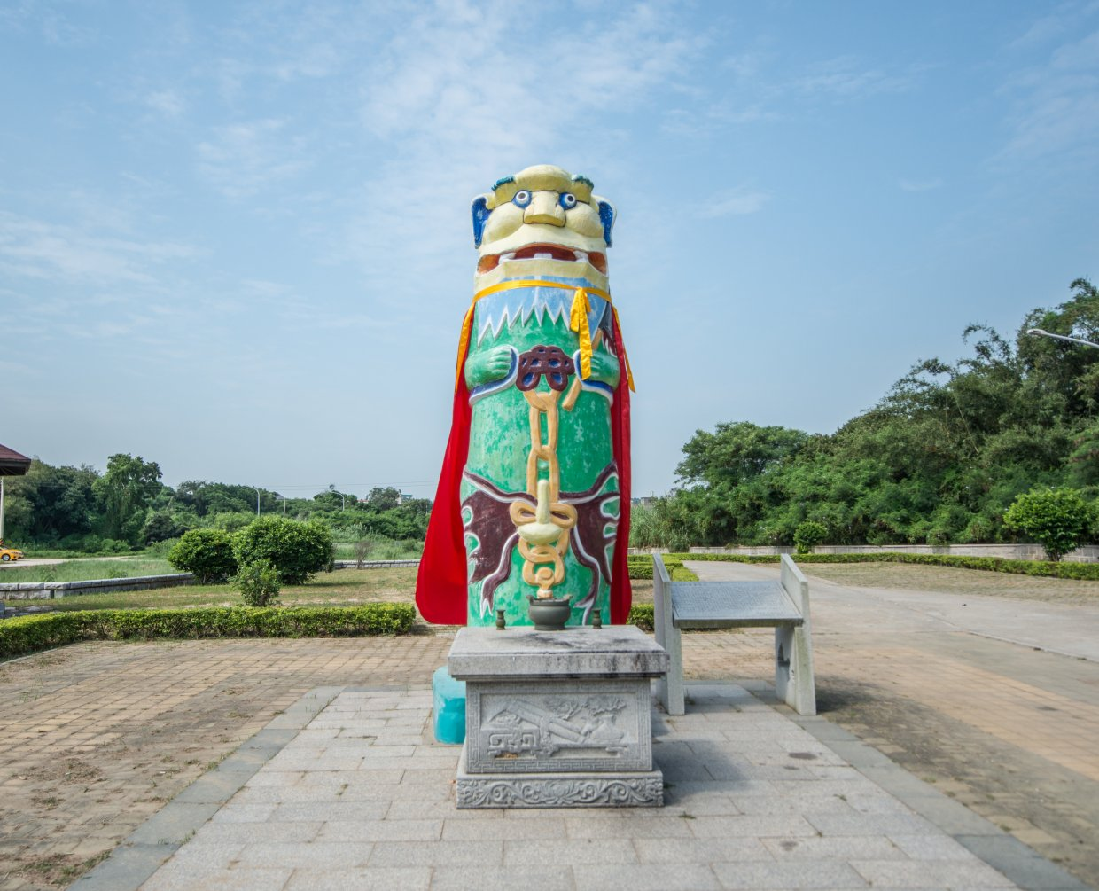 The,Wind,Lion,Gods,Of,Kinmen ,Traditional,Totems,Believed,To