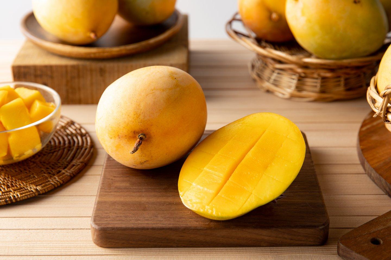台灣特殊芒果品種-凱特芒果