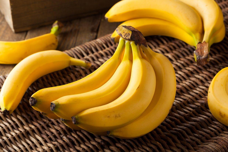 香蕉是運動前很好補充能量的水果