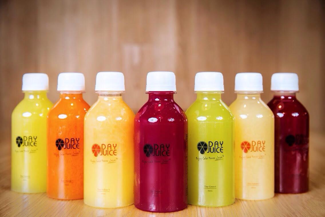 鮮榨蔬果汁保留滿滿營養,也不用擔心多餘添加。