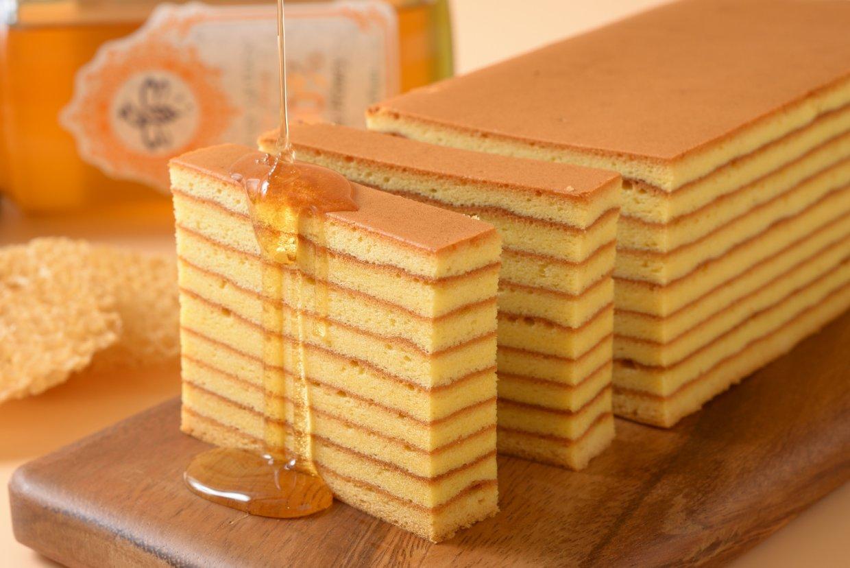日式千層蜂蜜蛋糕 圖2