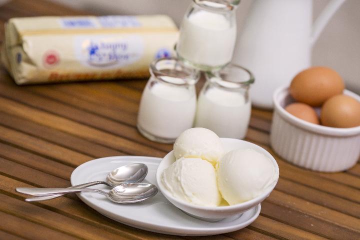 義大利和法國改良技術後,接近現代的冰淇淋就出現了!