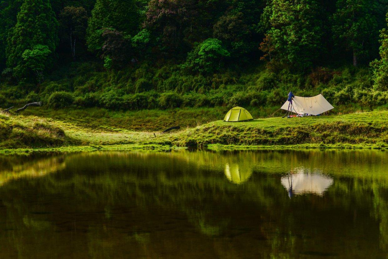 【圖六】宜蘭 加羅湖夜宿體驗