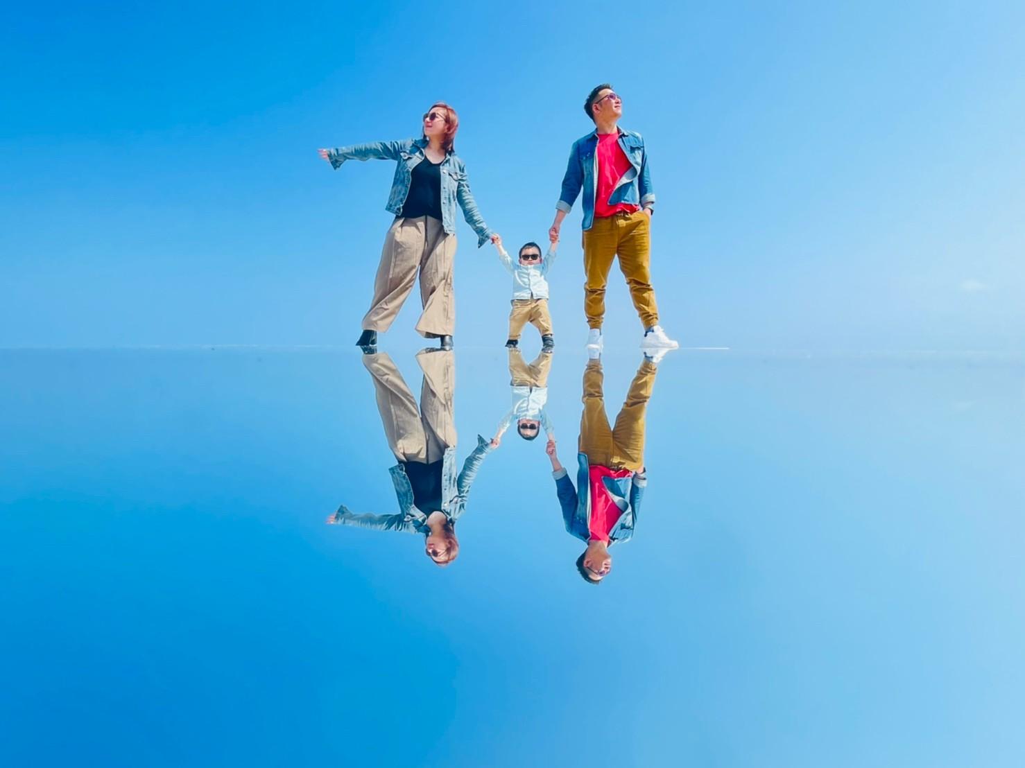 與藍天共舞天空之鏡 台版天空之鏡景點在這,免出國也能拍美照!