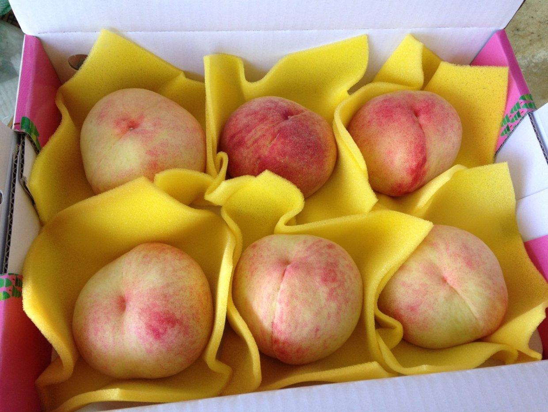 來來果園 水蜜桃