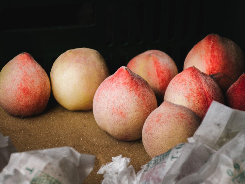 許家蘋果園 水蜜桃