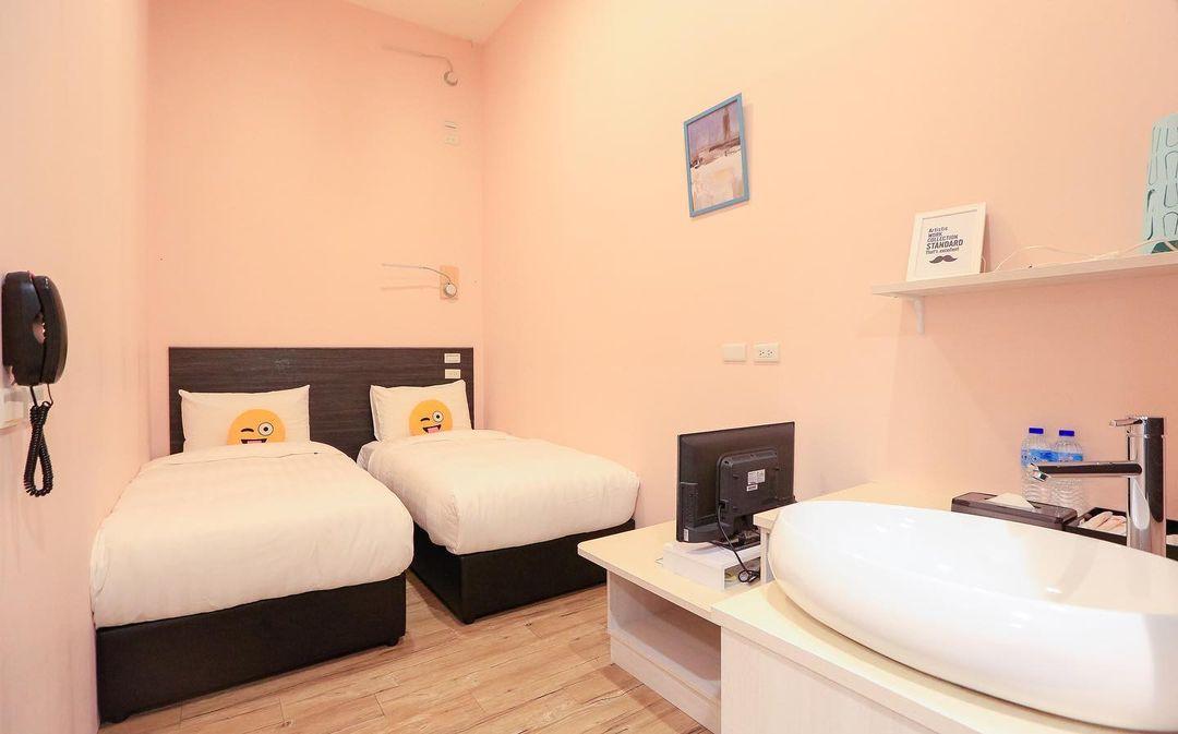 謙匯 普樂室行旅 @chplacex Hotel(2)