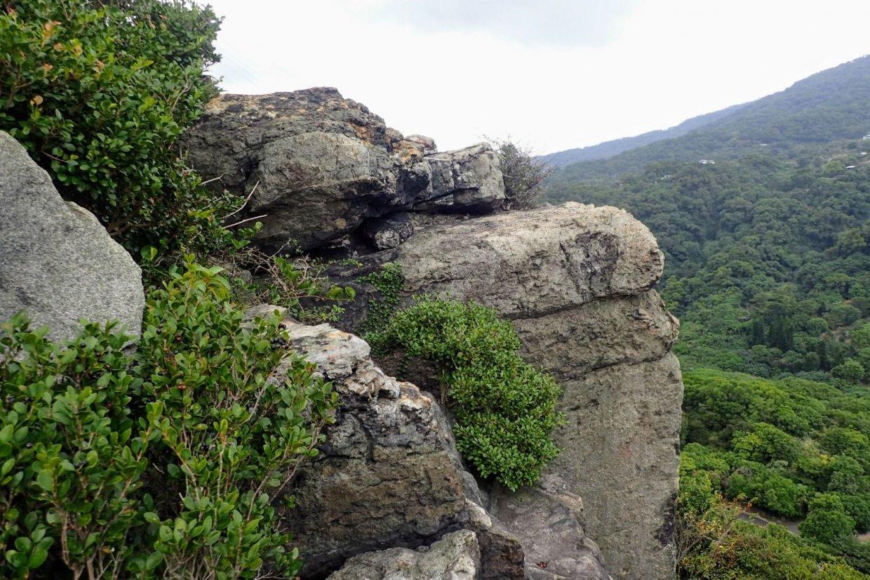 【行程】台北|北投大砲岩攀岩 俯瞰硫磺谷 1