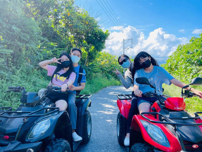 【行程】花蓮|天空之鏡ATV沙灘車 1
