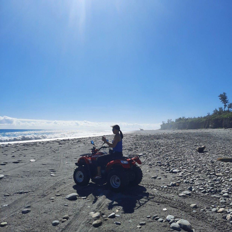 出發冒險去!盡情享受ATV沙灘車馳騁快感