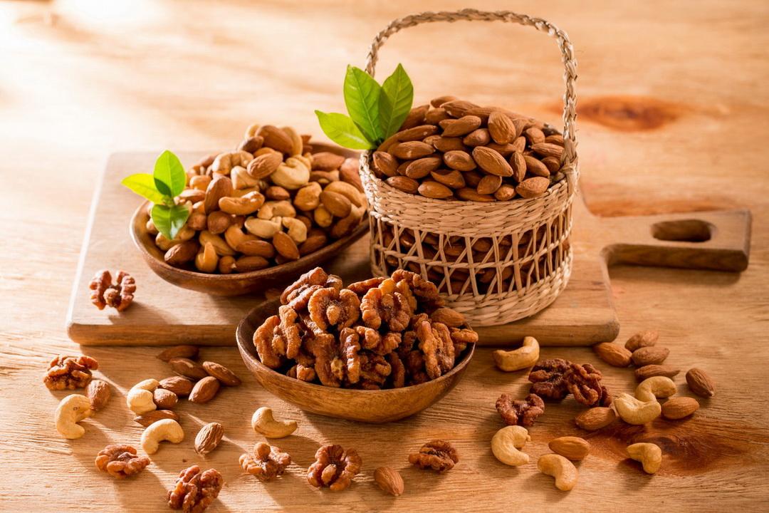 營養豐富的堅果,香氣濃郁又涮嘴,是好處多多的零食