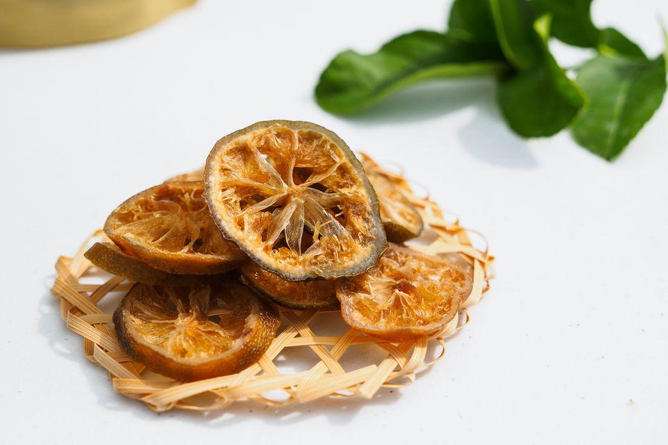 檸檬森林 檸檬果乾