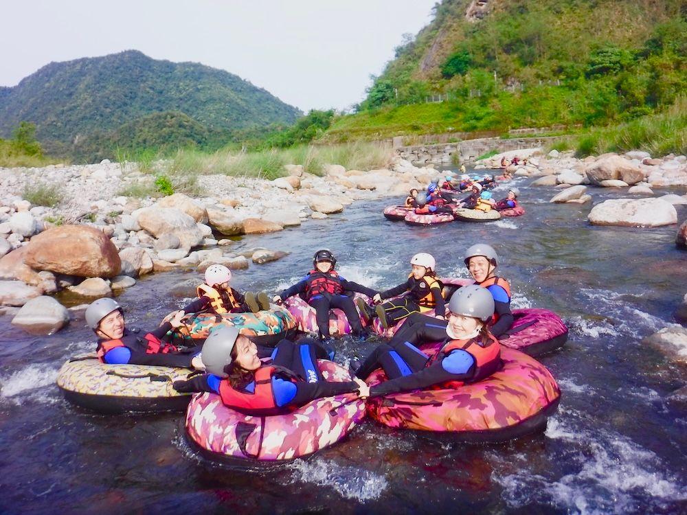 暑假必玩!天然漂漂河體驗推薦TOP3 來場刺激的奇幻漂流探險吧!