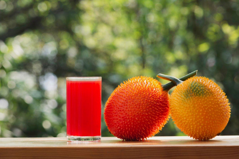 木虌果的料理方式很多元,尤其假種皮的味道甘甜,還能打成果汁喝