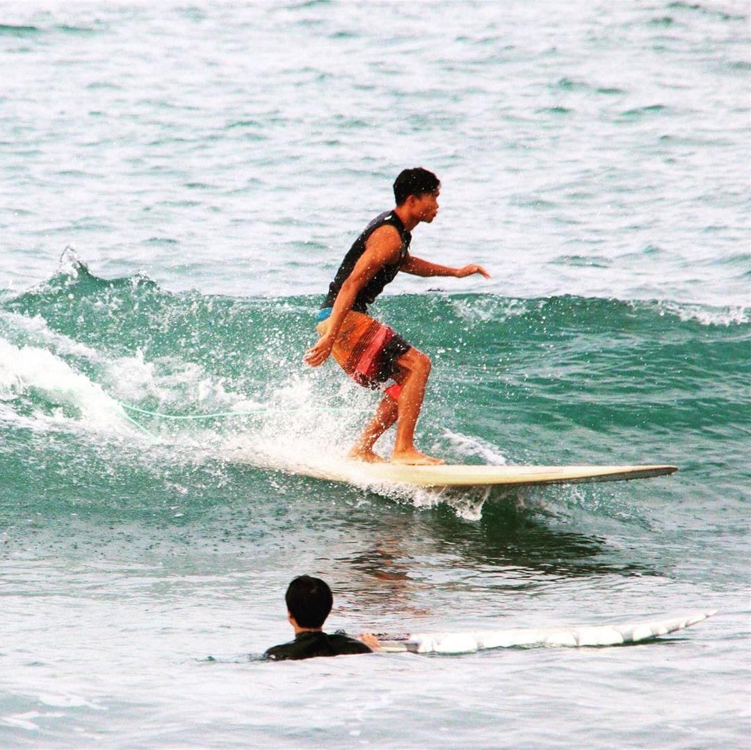 旗津衝浪 @oscar Surfer