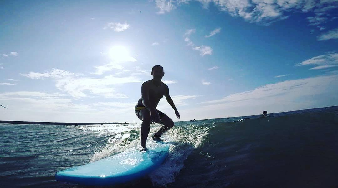松柏港衝浪 @61 Surf
