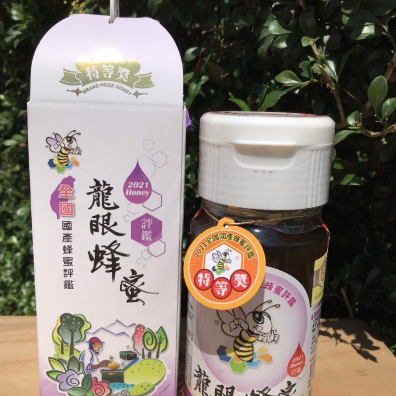 全國蜂蜜評鑑中,除了須通過農藥及抗生素檢驗,色香味更得是極品