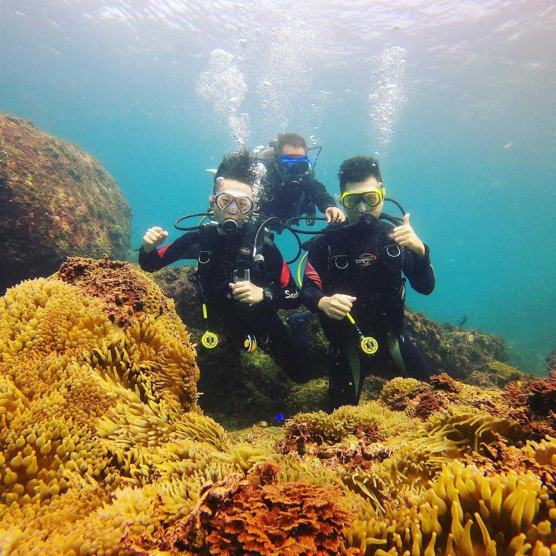 龍洞潛水1