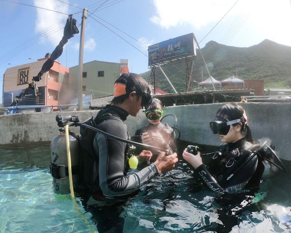 龍洞潛水2