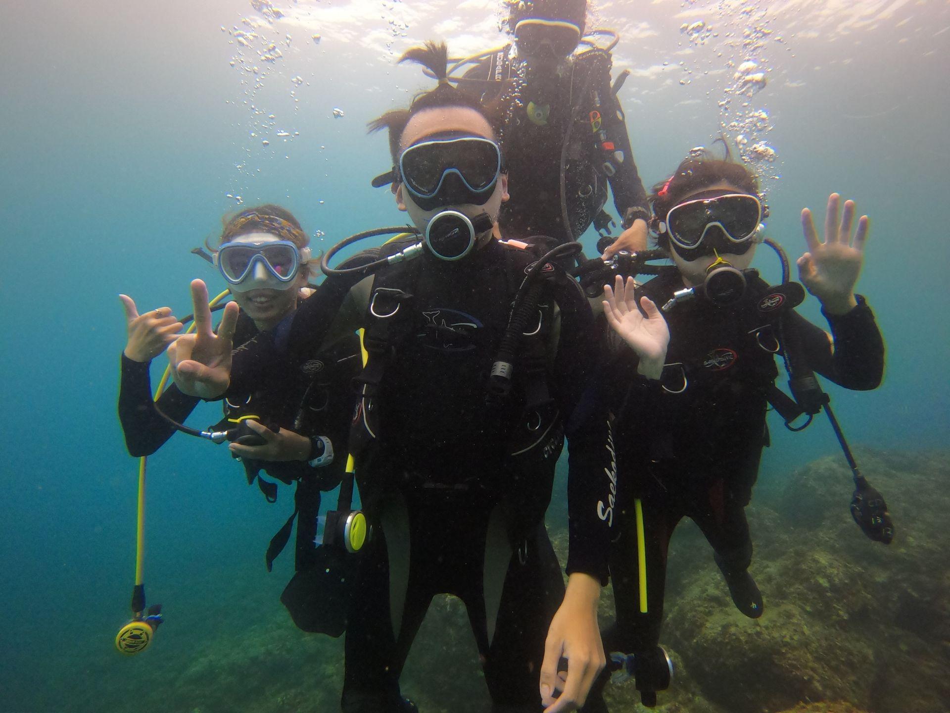 龍洞潛水4